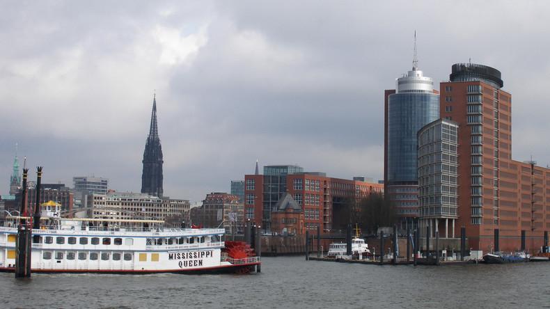 Mutmaßlicher türkischer Geheimagent in Hamburg festgenommen