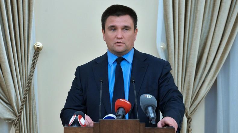 Kiew will Sanktionen gegen Russland erweitern