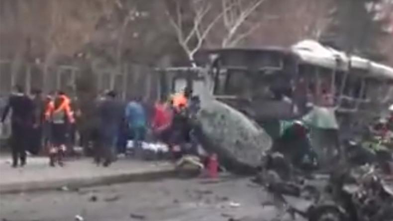 Todesopfer und Verletzte bei Explosion in türkischem Kayseri