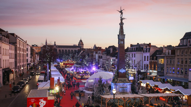 Belgiens Polizei vereitelt Terroranschläge auf Weihnachtsmärkte