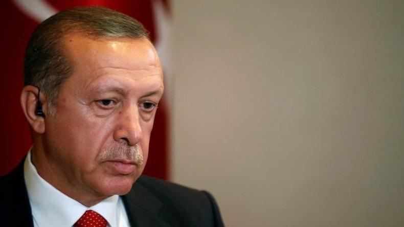 """Erdoğan: """"PKK"""" ist für den Anschlag in Kayseri verantwortlich"""