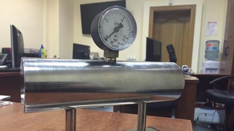 Der letzte halbe Kubikmeter russisches Gas kommt in der Ukraine unter den Hammer