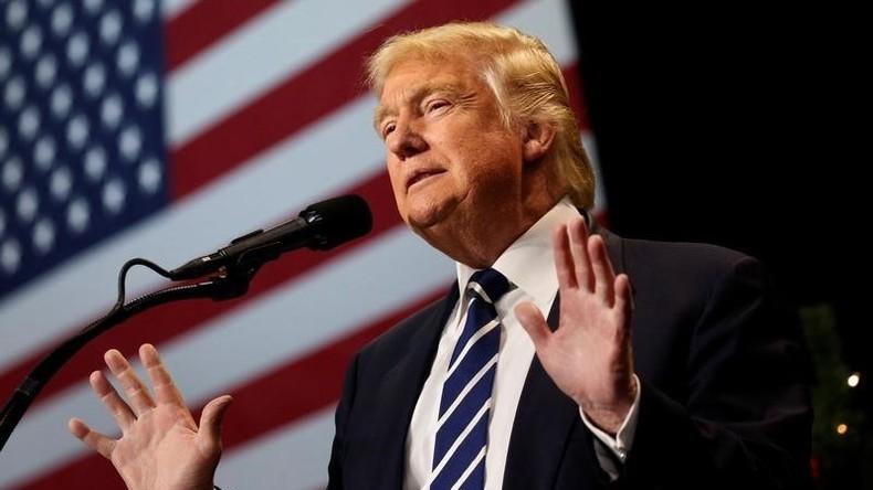 """Donald Trump will die von China """"gestohlene"""" Unterwasserdrohne nicht zurück"""