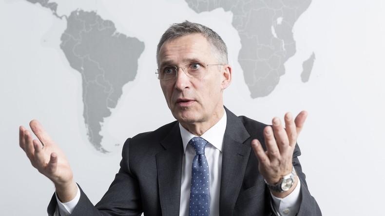 """NATO-Generalsekretär Jens Stoltenberg zu """"Bild"""": """"Ein Militäreinsatz kann nicht alle Probleme lösen"""""""