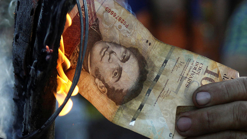 Venezuela stoppt vorübergehend Einziehung von 100-Bolívar-Scheinen