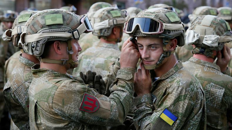 Großbritannien verlängert Trainingsprogramm für ukrainische Soldaten um ein Jahr