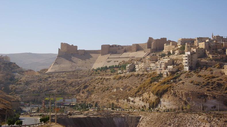 Sieben Menschen sterben bei Überfall in Jordanien