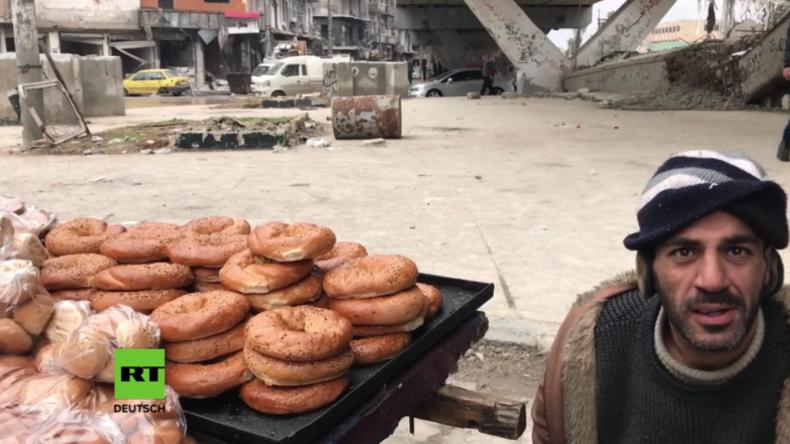 Aleppo nach der Befreiung: Menschen kehren in ihre Häuser zurück, erste Geschäfte öffnen