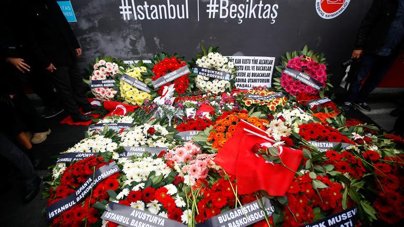 Über 900 Terrorverdächtige nach Anschlag in Istanbul in Gewahrsam genommen