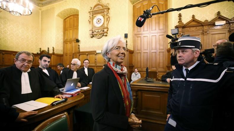 Schuldig, doch straflos - Gerichtsurteil gegen IWF-Chefin Lagarde gefällt