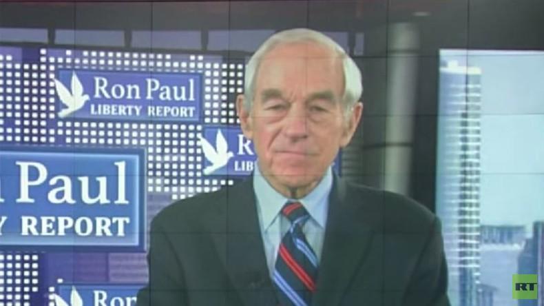 Ron Paul: CIA mischte sich in hunderte Wahlen ein