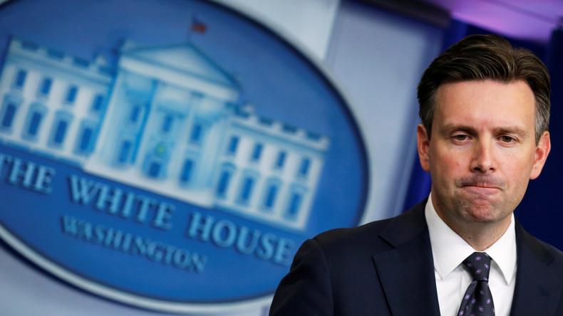Obama-Sprecher: China destabilisiert mit Cyberattacken unser politisches System, äh nein, Russland
