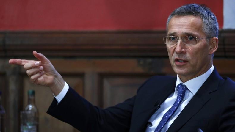 """""""Aufrichtig und aufschlussreich"""" - NATO-Generalsekretär Stoltenberg über Russland-NATO-Ratssitzung"""