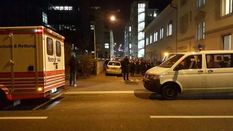 Muslimisches Gebetszentrum in Zürich beschossen, mindestens drei Menschen verletzt