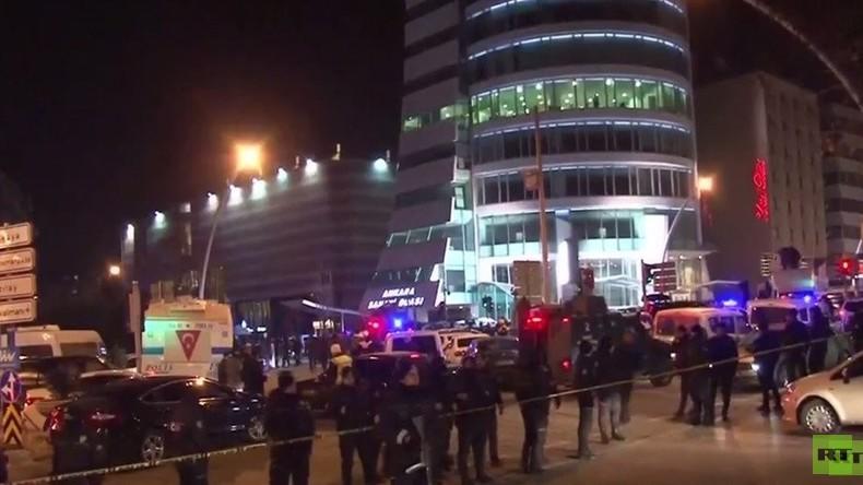 Live aus Ankara – Attentat auf russischen Botschafter