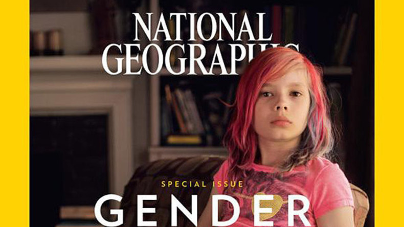 Transgender-Kind wird Coverperson bei National Geographic
