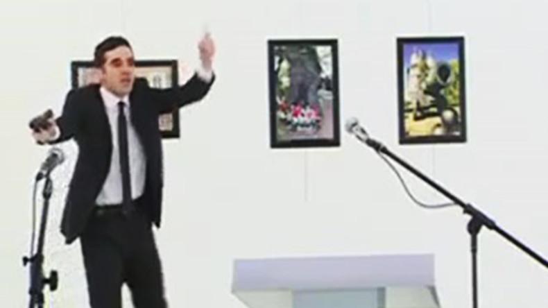 Familienmitglieder des Angreifers auf den russischen Botschafter in der Türkei festgenommen