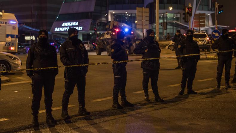 US-Botschaft in Ankara schließt nach Mordanschlag auf russischen Botschafter