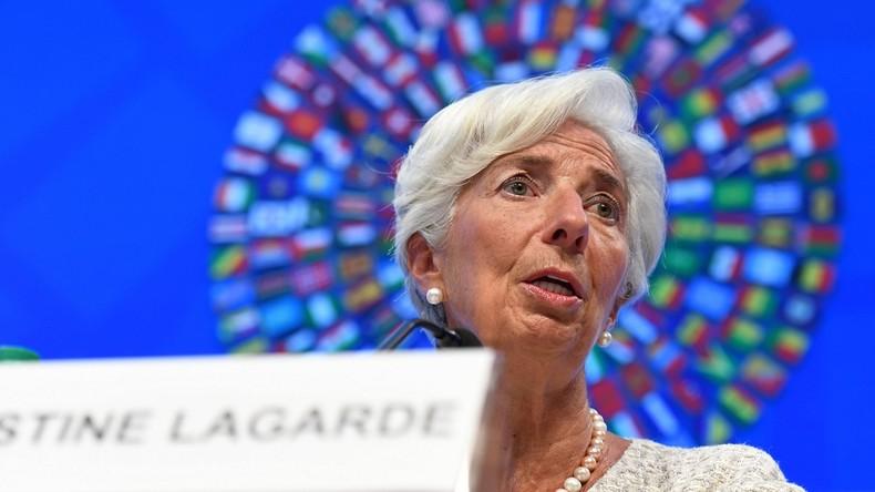 Christine Lagarde wird ihren Gerichtsentscheid nicht anfechten