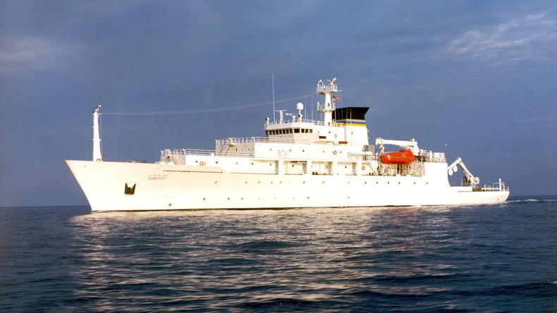Peking gibt Washington entführte Unterwasserdrohne zurück