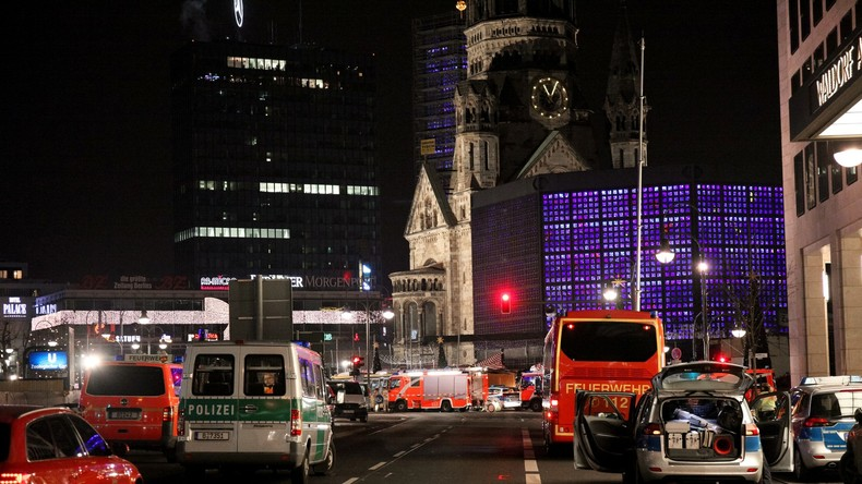 Amokfahrer von Berlin identifiziert - deutsche Medien