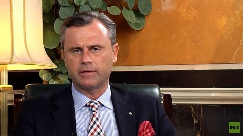 """""""Wenn die Türkei EU-Mitglied wird, ist eine positive Zukunft nicht möglich"""" – Norbert Hofer"""