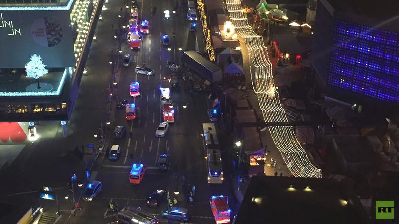 Tragödie auf Berliner Weihnachtsmarkt – Aktueller Kenntnisstand