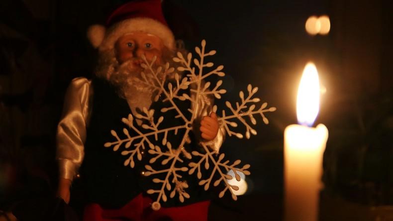 Santa Claus verdrängt Väterchen Frost aus der Ukraine
