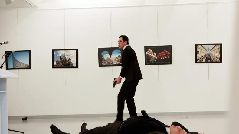 Attentat gegen russischen Botschafter: Bekennerschreiben von Al Nusra gefälscht - Aktuelle Übersicht
