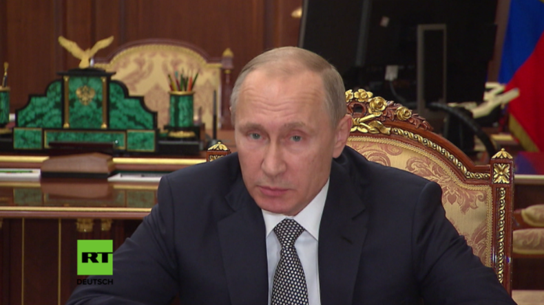 Putin zu Botschafter-Mord in Türkei: Russische Experten werden an Aufklärung des Mordes mitarbeiten
