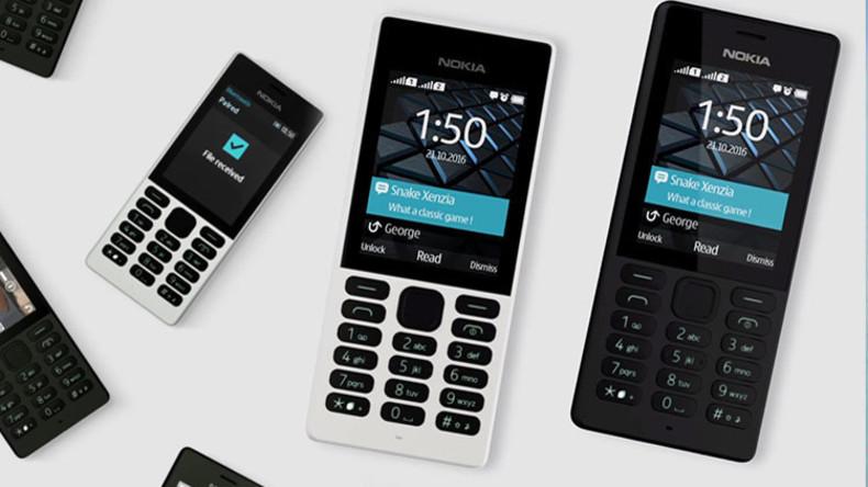 Das längst vergessene Alte: Neues Nokia für 26 Dollar präsentiert - Akku hält einen Monat