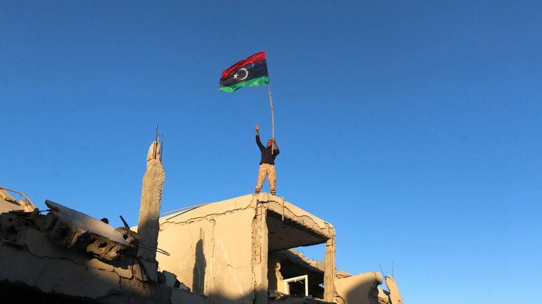 Die USA beenden Anti-IS-Operation in Libyen