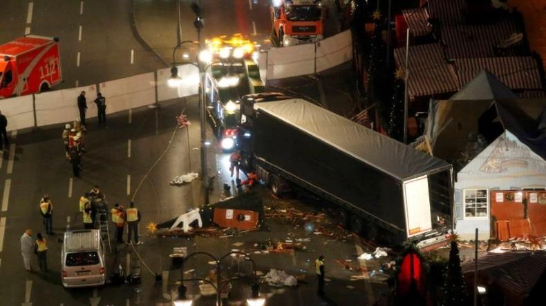 Mutmaßlicher Attentäter von Berlin freigelassen