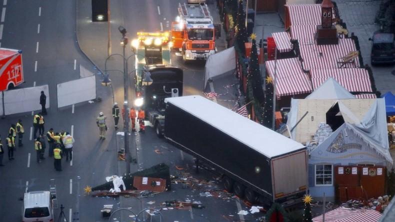 Attentat in Berlin: Polizei findet Ausweisdokument im Tatfahrzeug – Tunesier gesucht