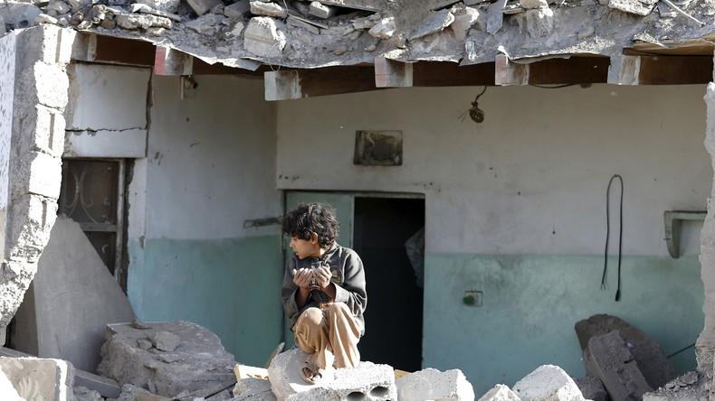 Tödliche Doppelmoral: Saudi-Arabien räumt Einsatz britischer Streubomben im Jemen ein