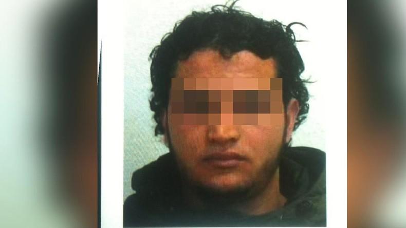 Foto des Tatverdächtigen des Berliner Anschlags veröffentlicht