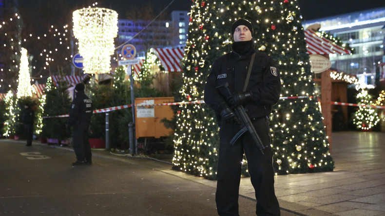 Terror weltweit: Kriegszustand für den Weihnachtsmann