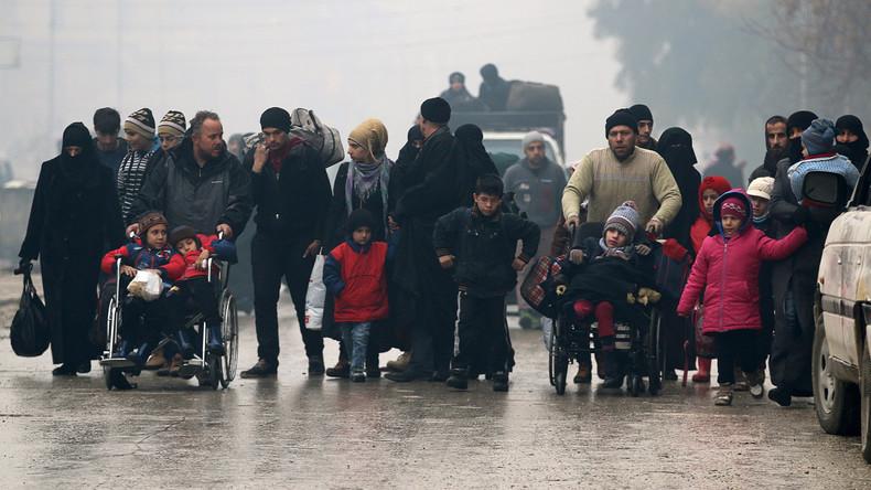 """Britischer Pfarrer Andrew Ashdown über Aleppo: """"Sie erzählen entsetzliche Geschichten"""""""