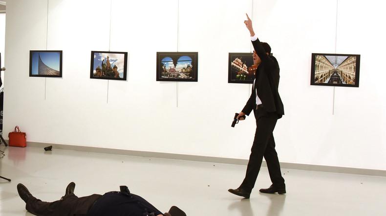 New York Daily nennt Mord an russischem Botschafter Heldentat und vergleicht Putin mit Hitler