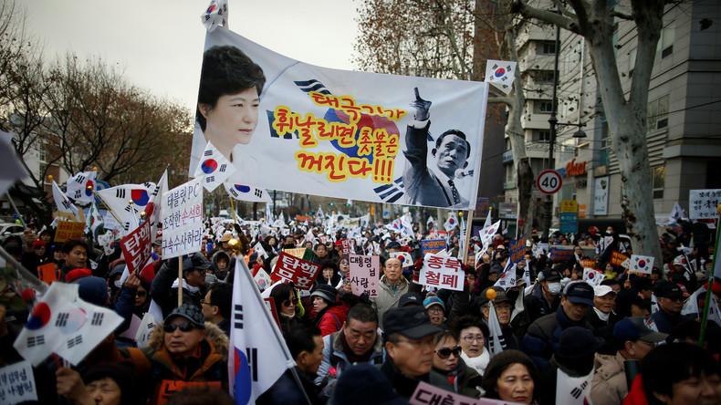 Unsicherheit in Südkorea über Beziehungen zu USA unter Trump