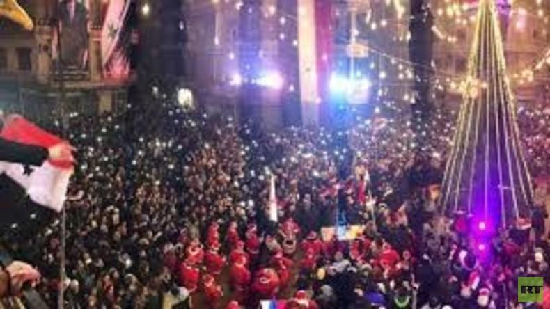 Aleppo: Bombenattentat auf ersten Weihnachtsmarkt nach Befreiung
