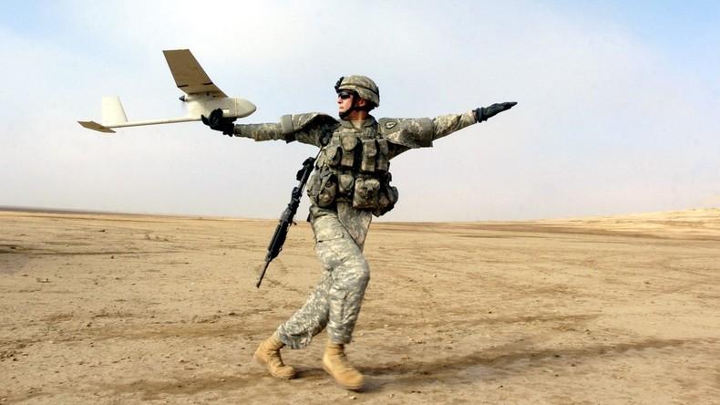 US-Drohnen enttäuschen die Ukraine an der Frontlinie