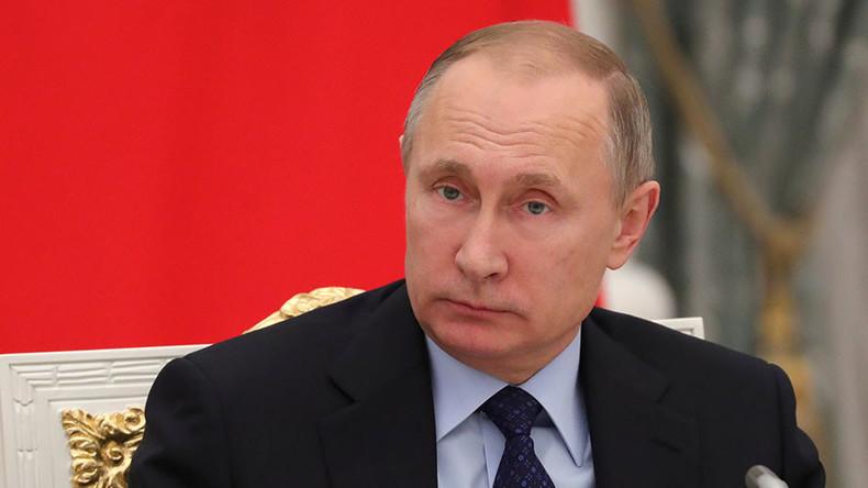 """Putin: """"Westliche Sanktionen schaden uns - Terrorangriff in Berlin muss uns wieder zusammenbringen"""""""