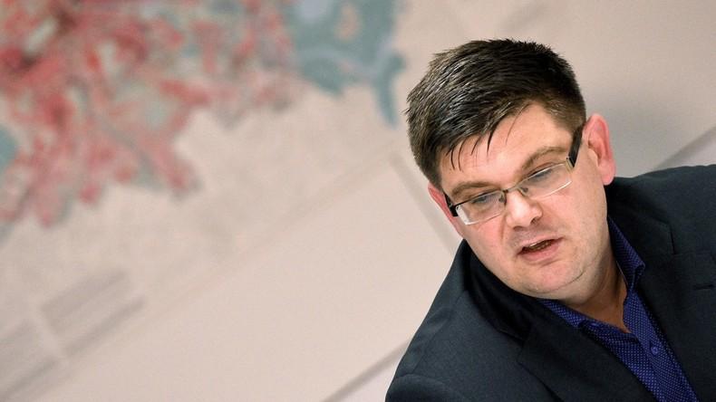 Rot-Rot-Grün in Berlin: Staatssekretär Andrej Holm ergreift die Massen