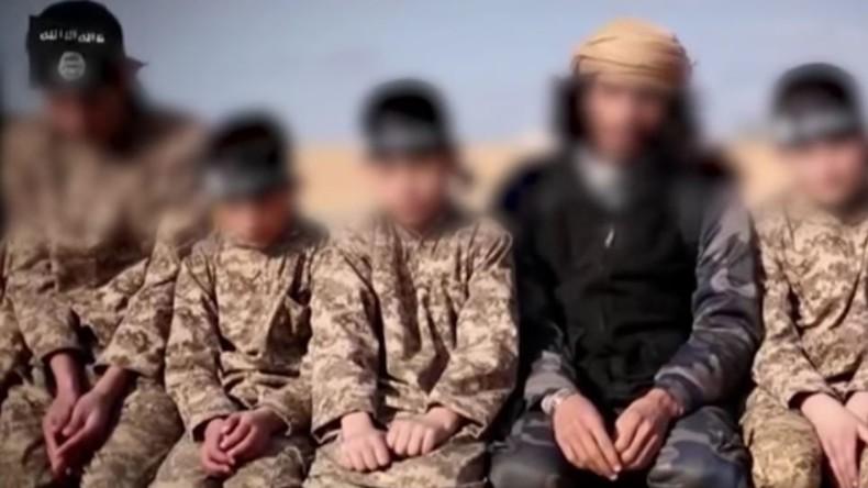 """Terrorismus: """"Islamischer Staat"""" setzt vermehrt Kinder-Attentäter ein"""