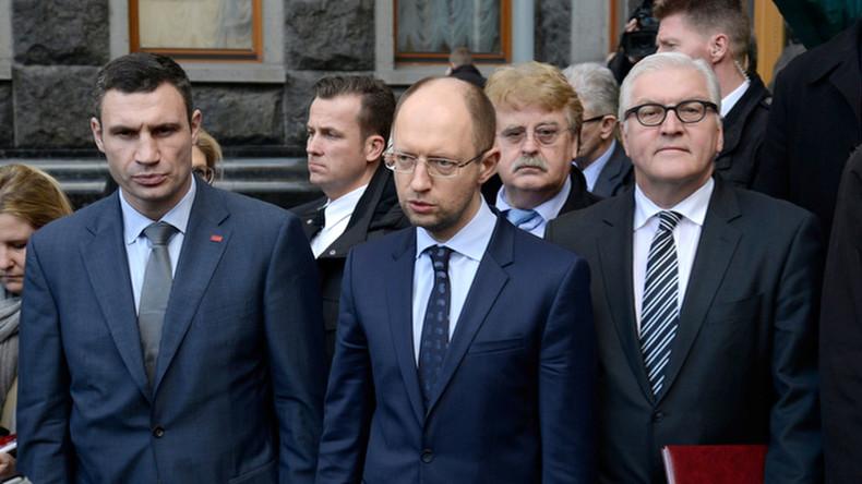 Aufarbeitung des Kiewer Staatsstreichs: Außenminister Steinmeier vor Moskauer Gericht geladen