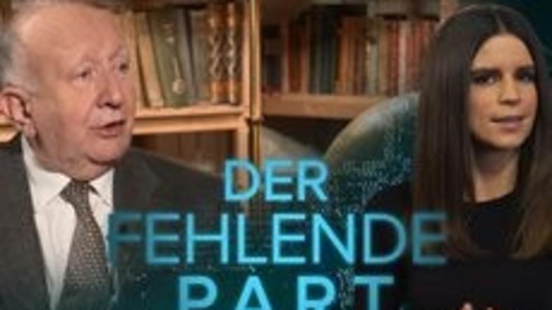 DER FEHLENDE PART: [S2 - E110] Willy Wimmer zur politischen Lage in Deutschland nach dem Attentat