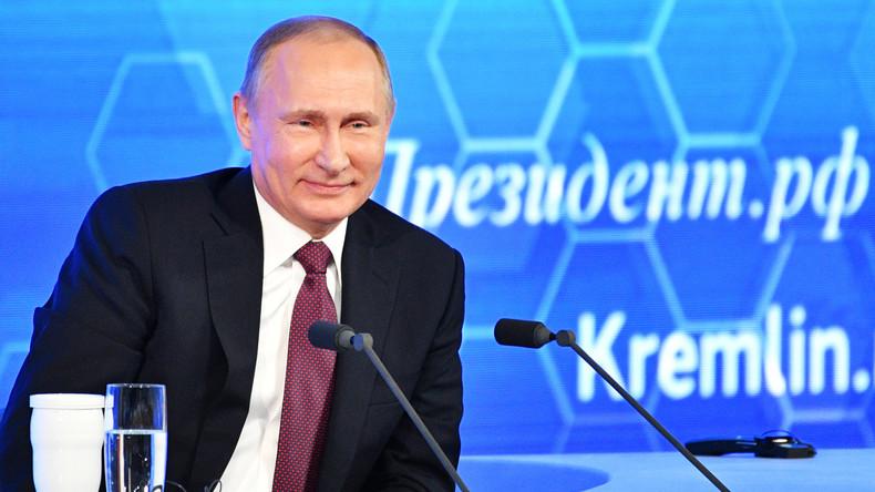 Putin: Warum Obama-Regierung versucht, ihre Misserfolge mit äußeren Faktoren zu begründen