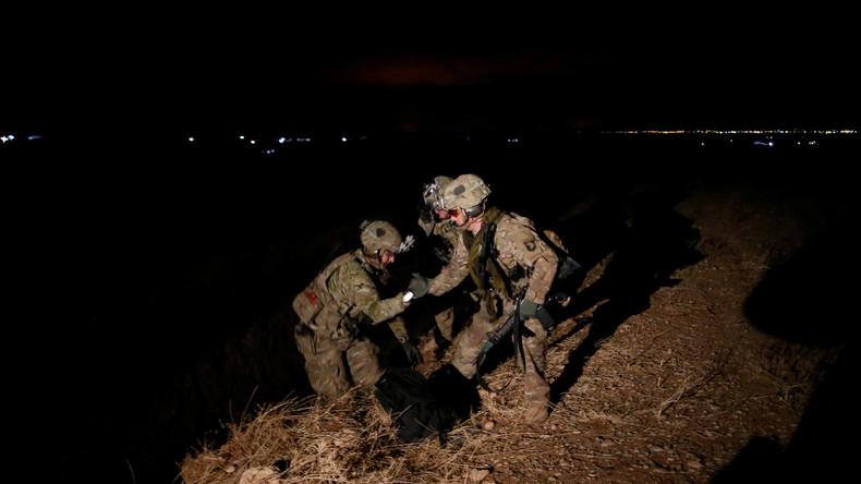 """""""Unsere Koalition muss bleiben"""" – 5.000 US-Soldaten unterstützen irakische Offensive auf Mossul"""