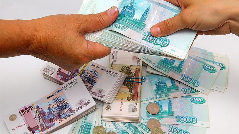 Präsident Putin: Die russische Wirtschaft kehrt auf Wachstumskurs zurück